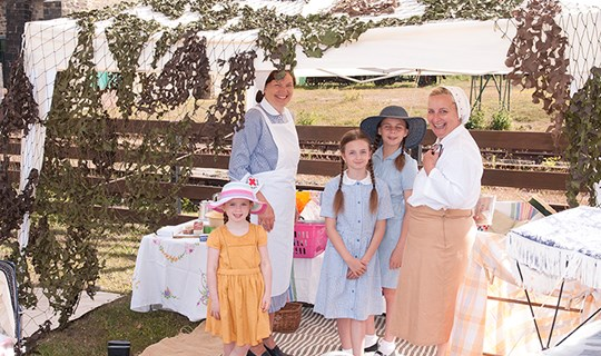 Springwell Village 1940s Event