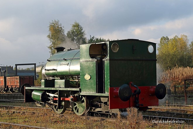 Peckett: Merlin
