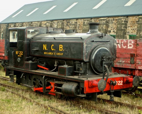 No 22 | 0-4-0 Saddle Tank