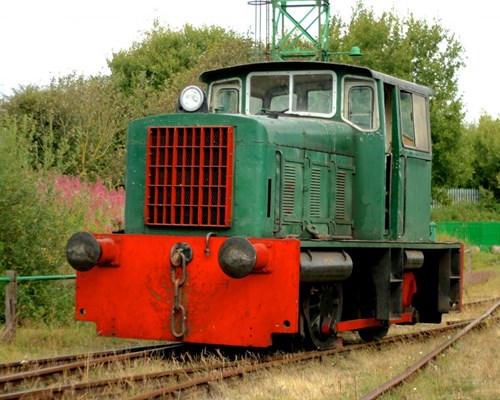 Hunslet No 6263 | 0-4-0 Diesel Mechanical